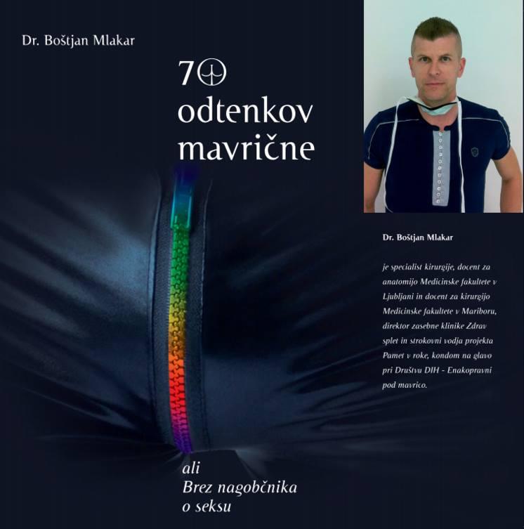 70 odtenkov mavrične - dr. Boštjan Mlakar